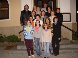 Kůrnice v roce 2011